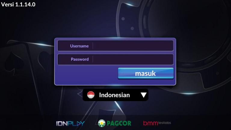 login-poker-idn-android